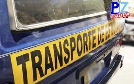 143 multas por transporte ilegal deja la primer semana lectiva en todo el país.