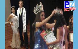 La generaleña Dayana Vargas logró coronarse como la Miss Global Beauty Costa Rica 2015.