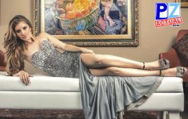 Angélica Reyes, una generaleña que representará a Costa Rica en Miss Mundo 2015 en China.