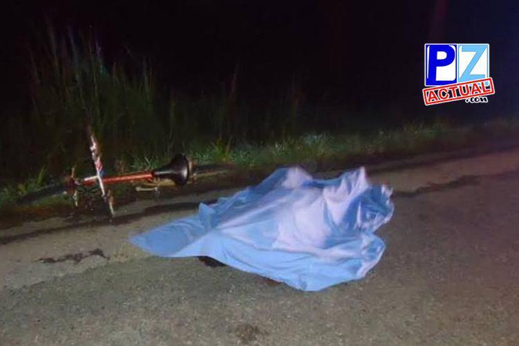 Hombre muere tras ser atropellado por un tráiler en Golfito.