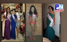 Generaleña Dayana Vargas se coronó como Miss Elegancia en Certamen de Belleza realizado en Colombia.