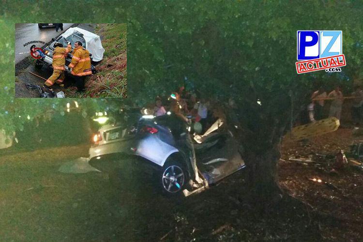 Accidentes de tránsito dejan cuatro fallecidos en cuestión de 6 horas ayer en la Zona Sur.