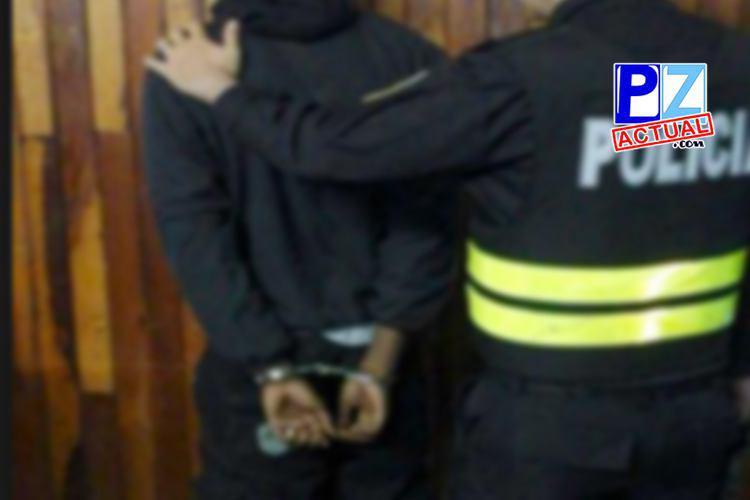 Detienen a sujetos requeridos por la justicia en Buenos Aires de Puntarenas y Golfito.
