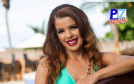 Rossy Vargas, Señora Costa Rica Fotogénica, es oriunda de Pejibaye de Pérez Zeledón.