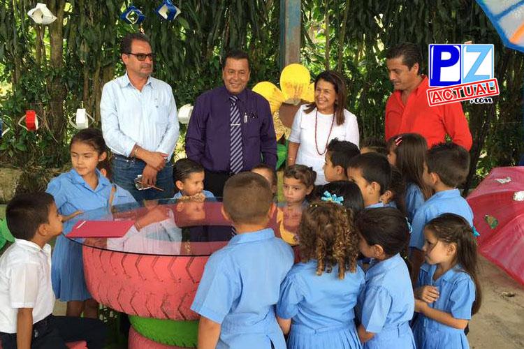 Escuela Chimirol, un ejemplo digno de imitar para otras instituciones a nivel nacional.
