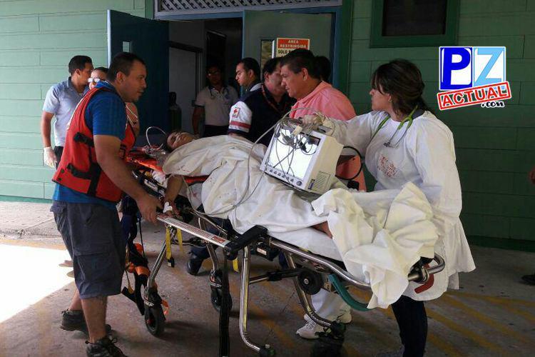 Caso de violencia intrafamiliar que se presentó ayer en Golfito, deja tercera víctima mortal.