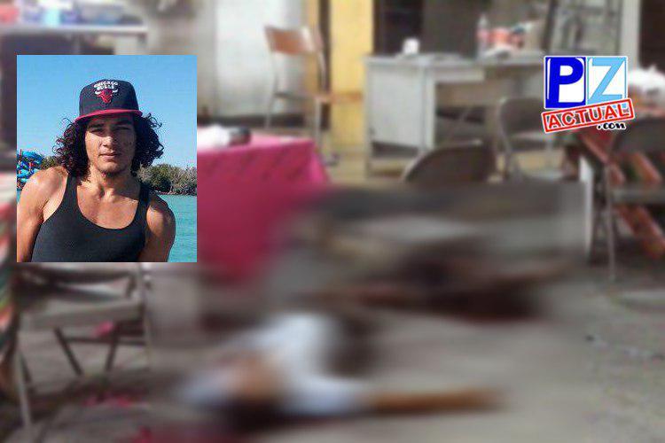 Pareja sentimental confirma la muerte de joven vecino de Pedregoso, en México.