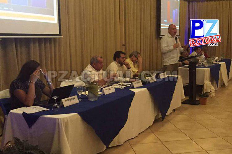 Comisión Nacional de Emergencias rinde informe en la Mesa Brunca sobre acciones en el Sur.