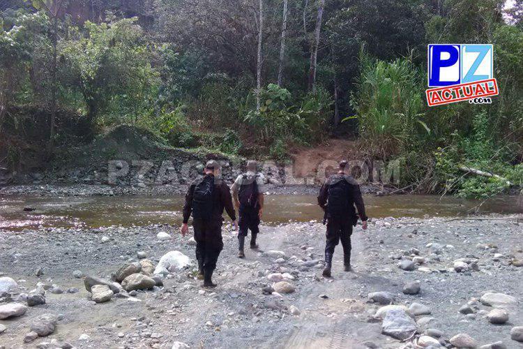 Policía de Fronteras protege Parque Nacional Corcovado en coordinación con el SINAC.