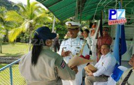 Guardacostas inicia celebraciones del 17° Aniversario de su creación.