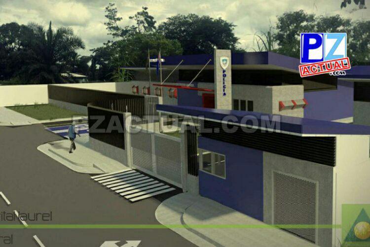 JUDESUR-MSP firmes en construcción de delegación de Laurel.