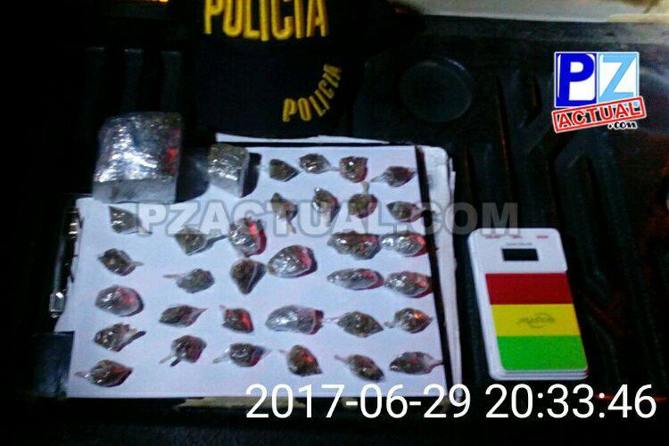 Capturan a sujeto que evadió retén policial con carga de droga en Buenos Aires de Puntarenas.
