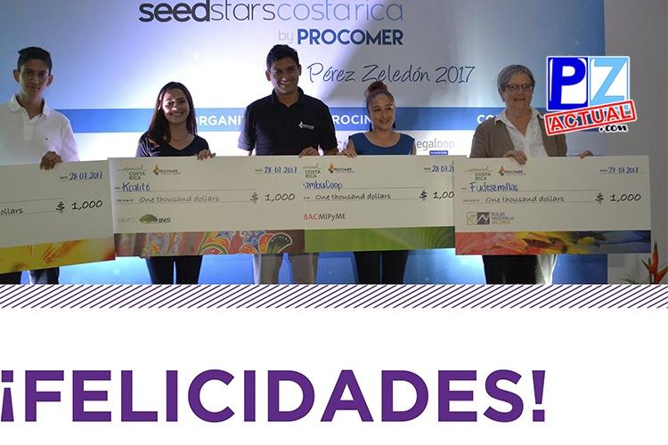 PROCOMER seleccionó finalistas para el concurso Seedstars Costa Rica.