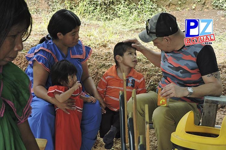 Pacientes indígenas inician era digital en la Caja Costarricense de Seguro Social.