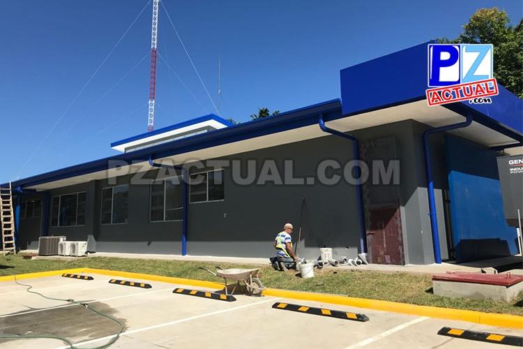 Laurel de Corredores tendrá nuevas instalaciones policiales al servicio de la seguridad ciudadana.