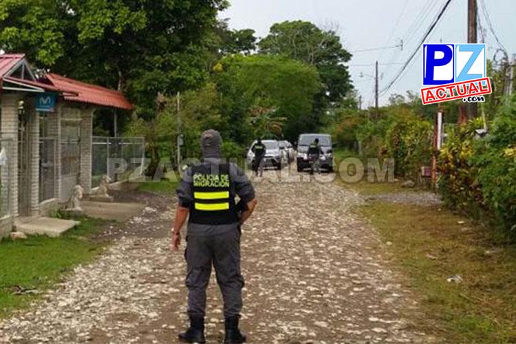 Región Brunca registra 1.716 personas investigadas en ocho mega operativos anteriores.