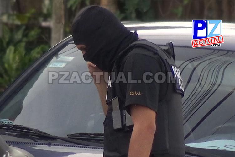 OIJ detiene dos vendedores de droga frente al Unesco y uno en Cajón.