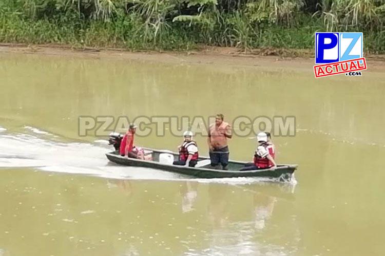 Cruz Roja localiza cuerpo de adulto en Río Coto.