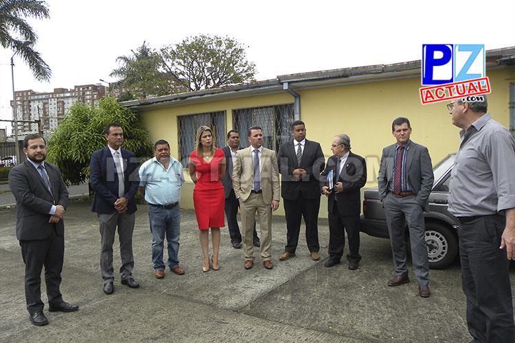 Diputados apoyan Planta de Valor Agregado en Agua Buena de Coto Brus.