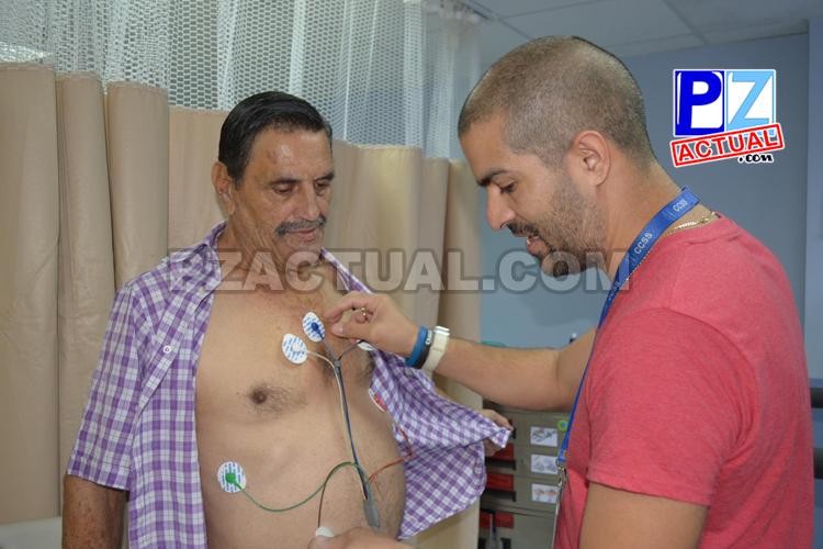 CCSS acercó la atención cardiológica a los asegurados de Región Sur del país.