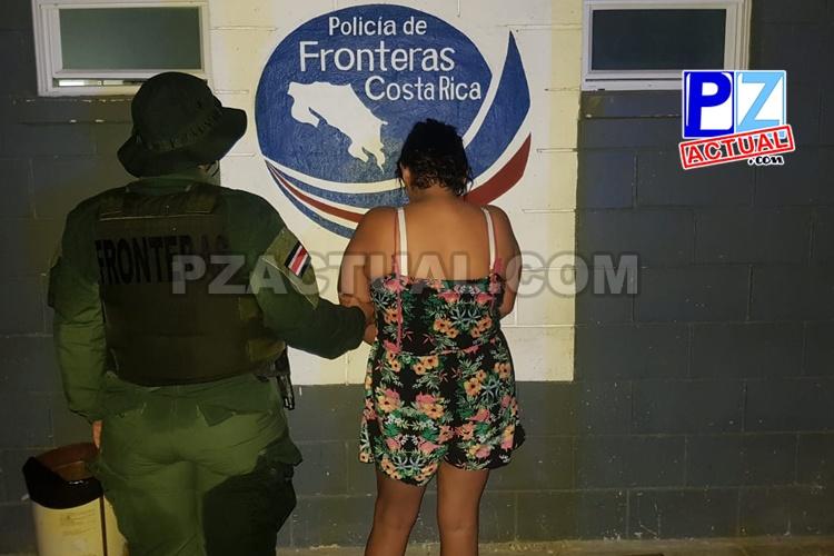 Sospechosa de ofrecer dinero a policías para burlar control en Golfito, cumplirá con medidas cautelares.