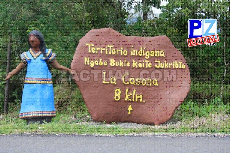 Fiscalía de Coto Brus participó en charla a colegiales de comunidad indígena.