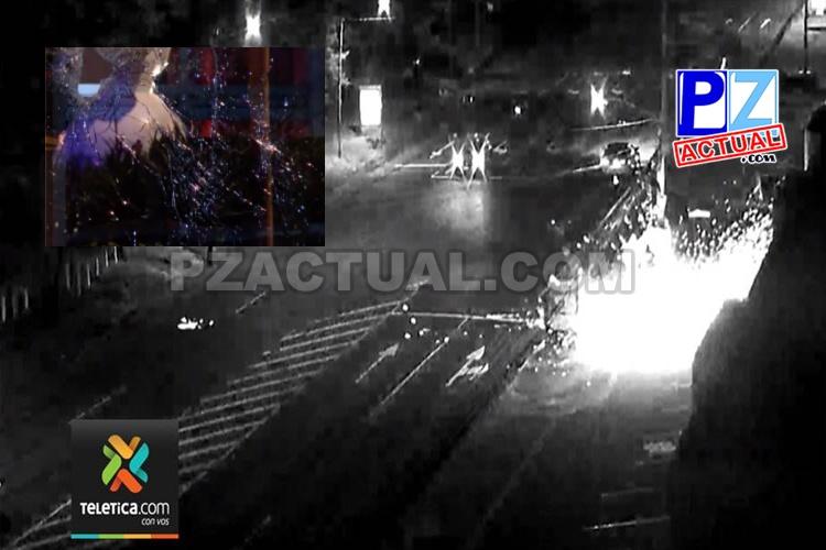 Tres de siete sospechosos de idear plan para cometer actos terroristas fueron detenidos en Pérez Zeledón, Golfito y Palmar Norte.