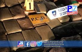 Capturan a seis hombres y decomisan cargamento de droga en Parrita.