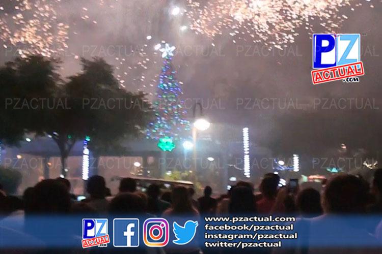 Concierto, iluminación del árbol y más, en la inauguración del Festival Luces del Valle este sábado.