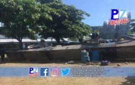 Guardacostas de Quepos culminaron extracción de 2.500 litros de combustible de semisumergible.