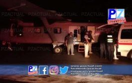 Hombre herido con arma blanca en la Zona Sur fue trasladado a San José por SVA.