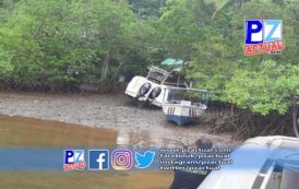 Ministerio de Seguridad Pública decomisa 695 paquetes de cocaína en el Golfo Dulce.