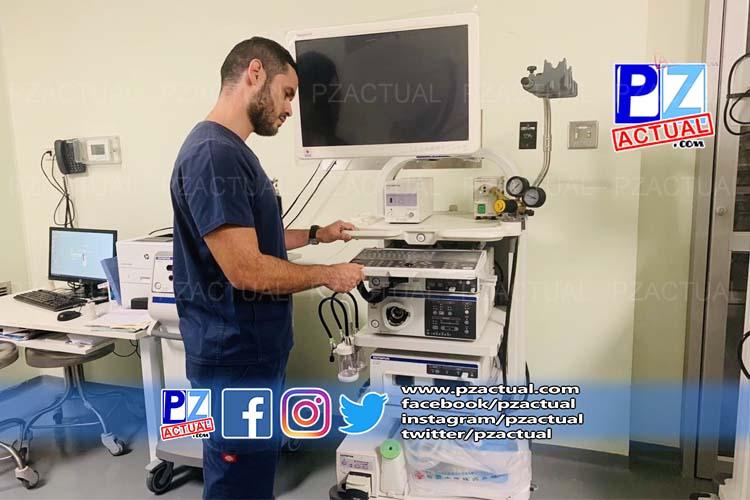 Hospital Escalante Pradilla cuenta con servicio de             Ultrasonidos Endoscópicos.