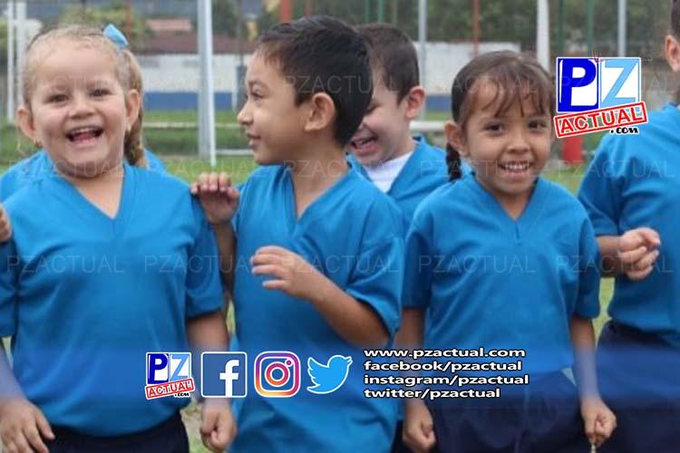 MEP recomienda a quienes compran uniformes de Educación Preescolar cerciorarse de que sean los oficiales.
