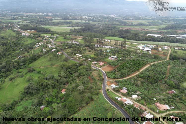Informe de Labores 2019 Gestión Vial Cantonal Municipalidad de Pérez Zeledón.