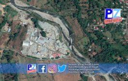 Regidor preocupado por explotación de material en Río General.