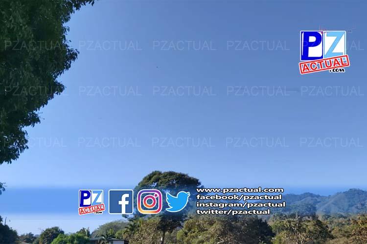 Aviso Meteorológico. Continúan los fuertes vientos en Costa Rica.