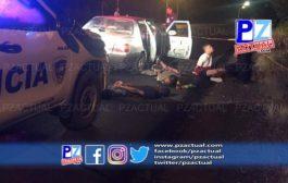 Fuerza Pública captura a presunta banda de asaltantes de estaciones de combustible en Osa.