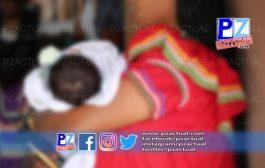 Autoridades investigan muerte de bebé de mes y medio de nacido.