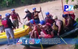 A juicio sospechosos de ocasionar naufragio en tour de rafting en Río Naranjo de Quepos.