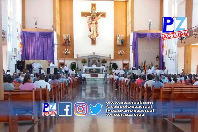 Conferencia Episcopal suspendió misas y todo acto religioso.