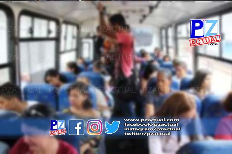CTP advierte a operadores de buses no sobrecargar unidades según capacidad autorizada.