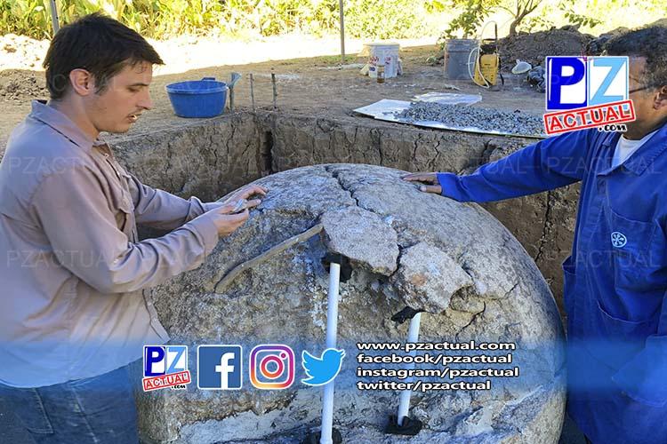 Las esferas de piedra del Diquís son sometidas a un necesario proceso de conservación-restauración.