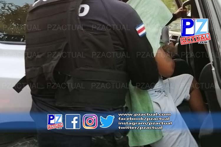 PCD captura a vendedor de drogas de la Zona Sur.